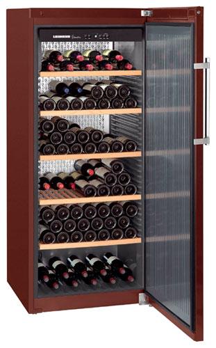 винный шкаф Liebherr WKt 4551