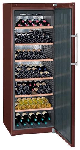 винный шкаф Liebherr WKt 5551