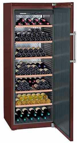 винный шкаф Liebherr WKT 5551 GRANDCRU
