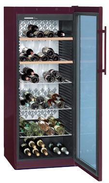 винный шкаф Liebherr WT 4127 Vinothek