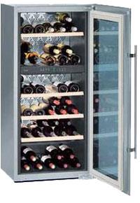 винный шкаф Liebherr WTEes 2053 Vinidor
