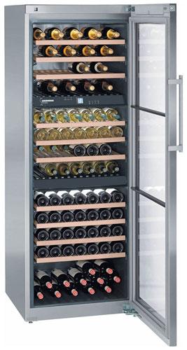винный шкаф Liebherr WTes 4677 (WTes 46770) Vinidor