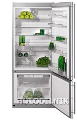 двухкамерный холодильник Miele KD 3529 SED