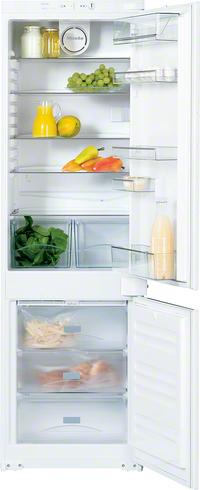 встраиваемый двухкамерный холодильник Miele KDN 9713 i-1