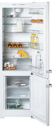двухкамерный холодильник Miele KF 12923 SD