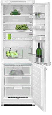 двухкамерный холодильник Miele KF 5650 SD