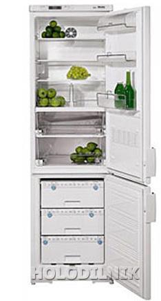 двухкамерный холодильник Miele KF 7560 S-4