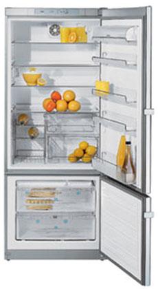 двухкамерный холодильник Miele KF 8582 SDed