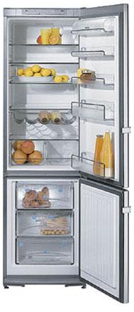 двухкамерный холодильник Miele KF 8762 Sed-1