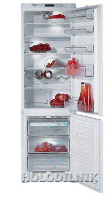 встраиваемый двухкамерный холодильник Miele KF 888-1 Idn