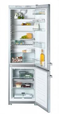 двухкамерный холодильник Miele KFN 12923 SD ed