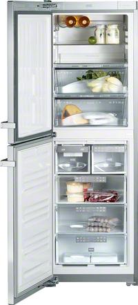 двухкамерный холодильник Miele KFN 14827 SDE ed
