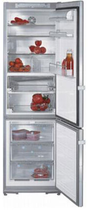 двухкамерный холодильник Miele KFN 8767 Sed-2