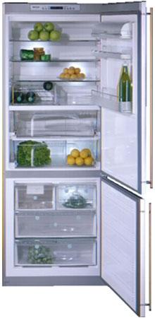 двухкамерный холодильник Miele KFN 8997 SEed
