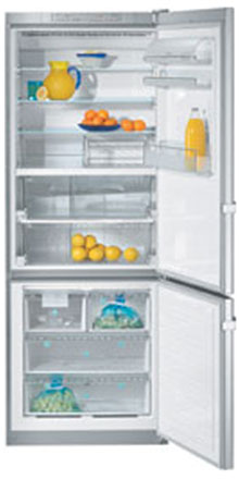 двухкамерный холодильник Miele KFN 8998 SEed-1