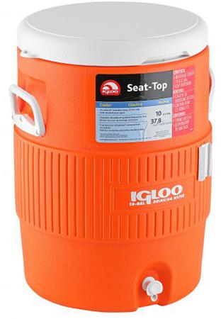 сумка-холодильник Igloo 10 Gallon Seat Top Orange