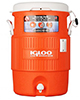 сумка-холодильник Igloo 5 Gallon Seat Top Orange