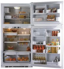 двухкамерный холодильник General Electric PTE25SB SS