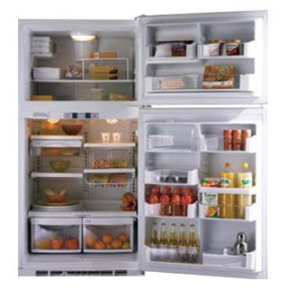 двухкамерный холодильник General Electric PTE 25 SBT SS