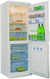 двухкамерный холодильник Candy CCM 340 SL