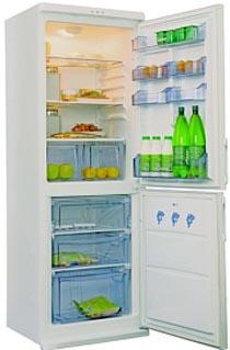 двухкамерный холодильник Candy CCM 400 SL