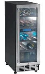 винный шкаф Candy CCVB 60 X