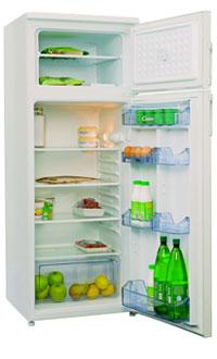 двухкамерный холодильник Candy CDD 250 SL