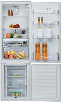 встраиваемый двухкамерный холодильник Candy CFBC 3180 A