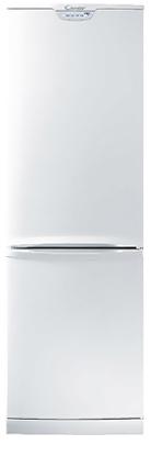 двухкамерный холодильник Candy CFC 390 А