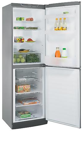 двухкамерный холодильник Candy CFC 390 AX 1
