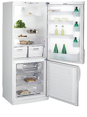 двухкамерный холодильник Candy CFC 452 A