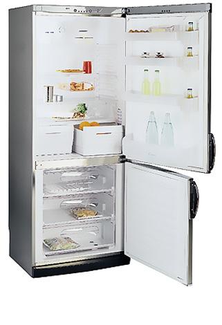 двухкамерный холодильник Candy CFC 452 AХ