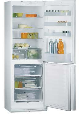 двухкамерный холодильник Candy CFF 3650 A