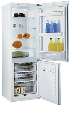 двухкамерный холодильник Candy CFM 2750 A
