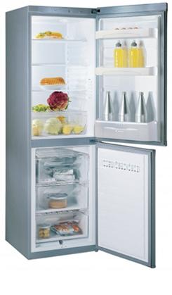 двухкамерный холодильник Candy CFM 3255 A