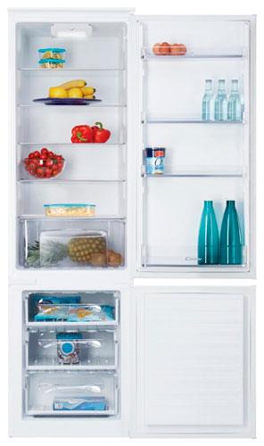 встраиваемый двухкамерный холодильник Candy CKBC 3350 E