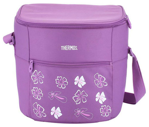 сумка-холодильник Thermos 24 Can Cooler with LDPE Liner 15 Lt Purple