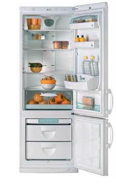 двухкамерный холодильник Brandt COA 333 WR