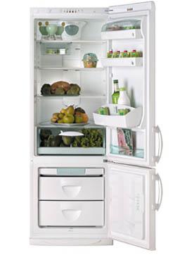 двухкамерный холодильник Brandt DUA 333 WE