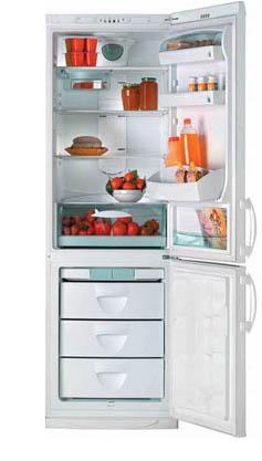 двухкамерный холодильник Brandt DUA 363 WR