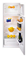 двухкамерный холодильник Brandt FRI 260 SEX