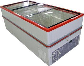 морозильная бонета Снеж BF 2100 красный