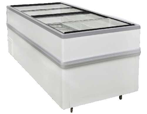 морозильная бонета Снеж Bonvini 2500 L