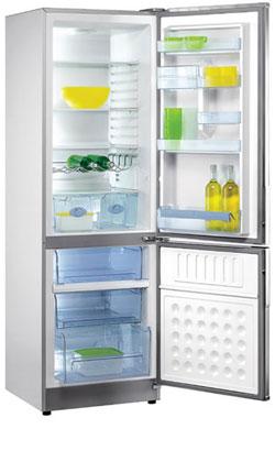 двухкамерный холодильник Haier HRF-369AA