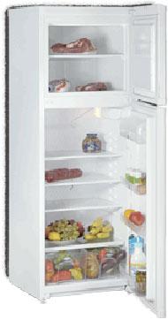 двухкамерный холодильник ОРСК 220-1