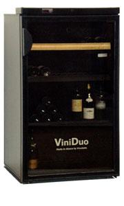 винный шкаф Vinosafe Viniduo (со стеклянной дверцей)