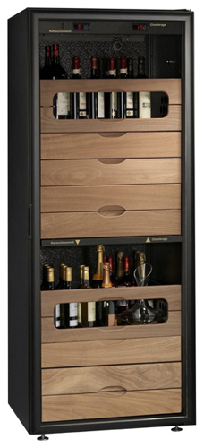 винный шкаф Vinosafe VSA 721 L Vitiduo