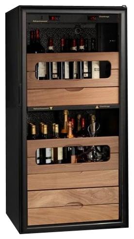 винный шкаф Vinosafe VSA 721 M Vitiduo
