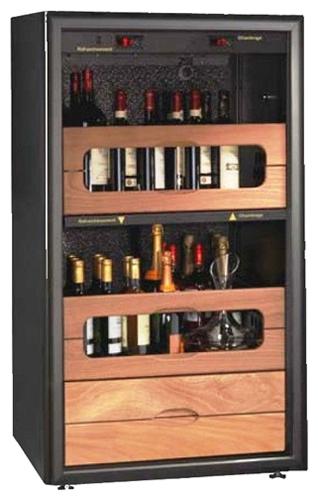 винный шкаф Vinosafe VSA 721S Vitiduo