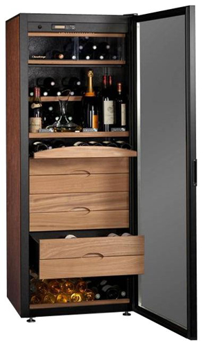 винный шкаф Vinosafe VSA 730 L 1er Cru